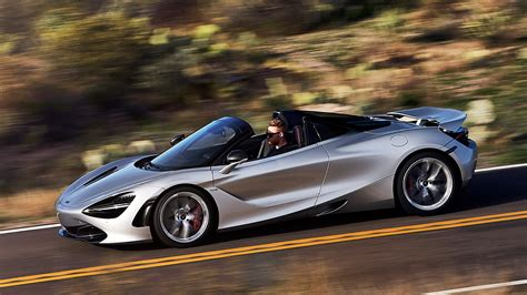 Mclaren 720s Spider 2019 by 2019 Mclaren 720s Spider Drive Review A Supercar