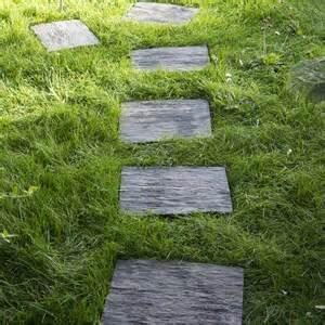 Dalle Jardin Pas Cher by Pas Japonais Pierre Naturelle Gris Ardoise Ardoise