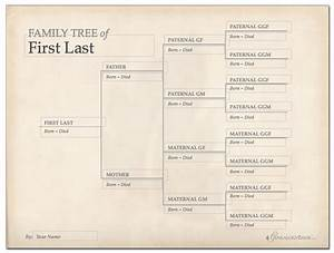 family tree diagrams printable family tree template how to get started genealogybank