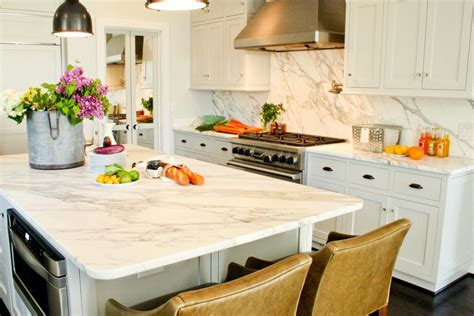Materials For Kitchen Countertops our 13 favorite kitchen countertop materials hgtv