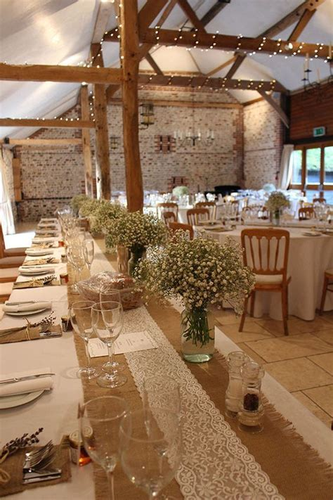 rustic wedding tables ideas  pinterest