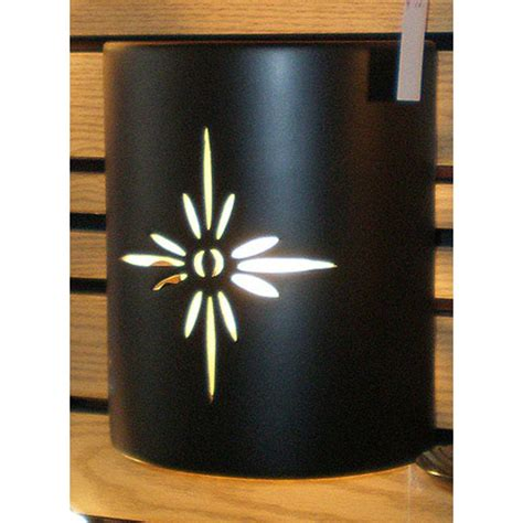 justice design 9010 crb sunb ceramic cylinder wall sconce with sunburst pattern cutout