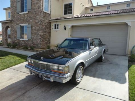 79 Cadillac Seville For Sale by Purchase Used 79 Seville Elegante Beautiful Looking Car