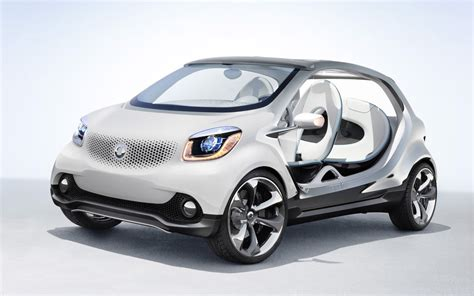 2013 Smart Fourjoy Concept Wallpaper