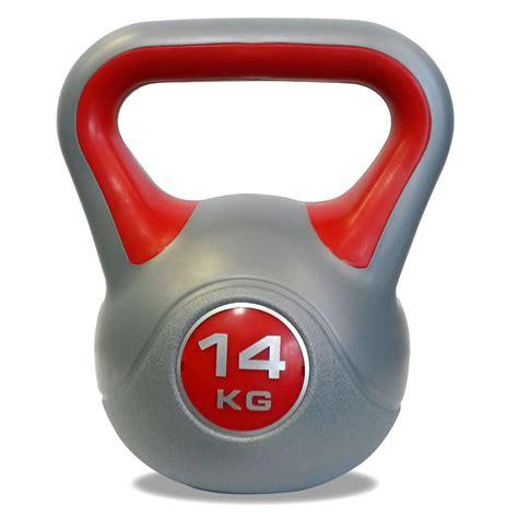 kettlebell vinyl 14kg dkn kettlebells