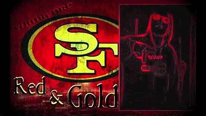 49ers San Francisco Gold