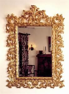 Grand, Baroque, Mirror