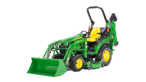 2036R Compact Utility Tractor | 2 Family Compact Utility ...