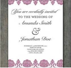 wedding invitation maker wedding invitation wording wedding invitation templates maker