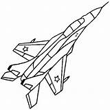 Coloring Fighter Jet Pages Plane Harrier Sea Popular British sketch template