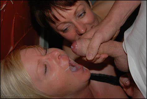 Jane Swallows A Load Of Spunky Sperm