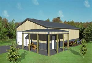 30 w x 45 l x 10 h agricultural with 6 porch overhang at