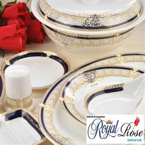 china dinner bone fine golden sets chinese class dinnerware tangshan vienna orginal 40pcs longda dhgate