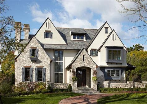 chicago bungalow house plans stucco traditional exterior chicago by