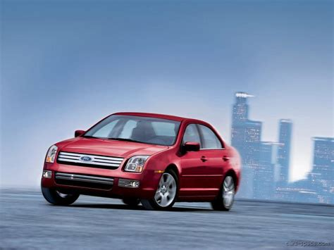 2006 Ford Fusion Mpg by 2006 Ford Fusion Sedan Specifications Pictures Prices