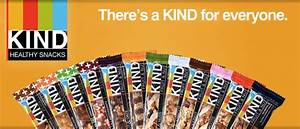 Send a Free Kind Snack Bar to a Friend