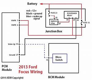 Quick Fix For 2013 Ford Focus Starting Problem After Collision