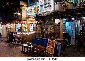 Restaurant Japonais Tours : th tre kabuki cho tokyo japon red light district banque ~ Nature-et-papiers.com Idées de Décoration