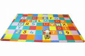 large foam abc 123 mat play mat for kids With letter mat for babies