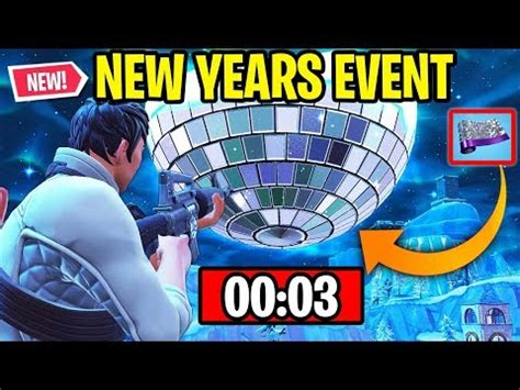 fortnite  years event update happening