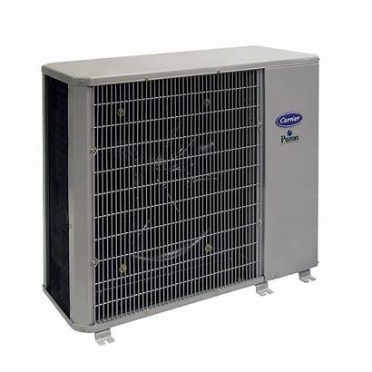 Air Conditioner Compact Performance Carrier Conditioners Residential