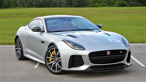 Jaguar F Type Sound by 2017 Jaguar F Type Svr Driven Top Speed