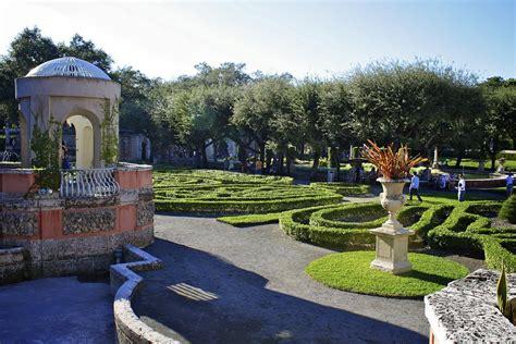 Gardens In Miami by Vizcaya Gardens