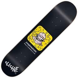 cliche skateboards joey brezinski chatsnap skateboard deck