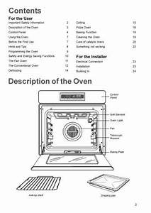 Electrolux Eoq965u Oven Download Manual For Free Now