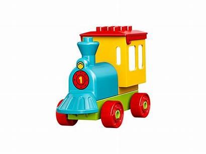 Number Train Lego Duplo Trains Lg