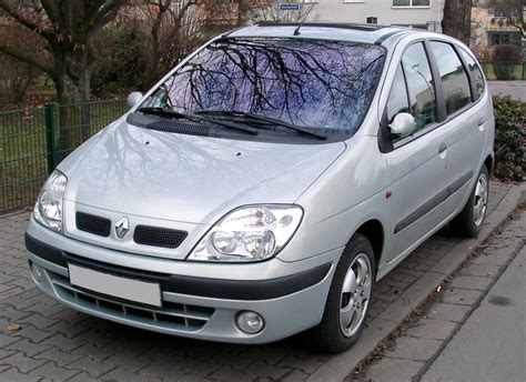 renault scenic 2002 automatic renault scenic 1 9 2002 auto images and specification