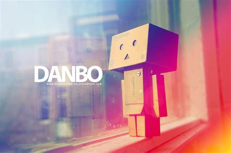 danbo wallpapers cute adorable lovely danbo art