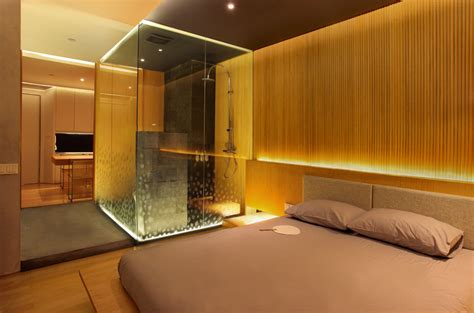 bathroom in bedroom ideas charming modern bedroom interior design with bathroom