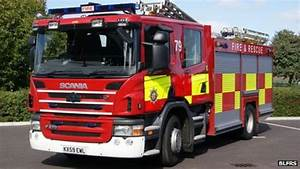 Bedfordshire Firefighters To Work 24-hour Shifts