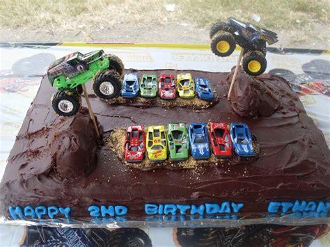 monster truck cake cakecentralcom