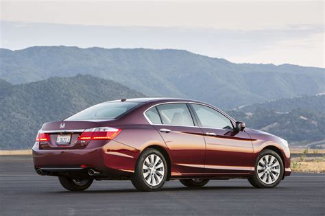 Honda Accord Ex by 2013 Honda Accord Ex L Sedan Photo Gallery Autoblog