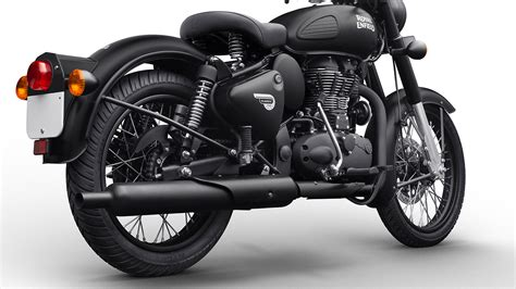 Review Royal Enfield Classic 500 by Royal Enfield Classic 500 2017 Stealth Black Price