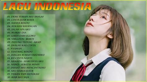 Video ini hanya untuk hiburan semata, video ini secara otomatis dimonetisasi oleh pemilik hak cipta. Lagu Pop Indonesia 2020 Lagu Indonesia Terbaru 2020 Lagu Hits 2020#3 - YouTube