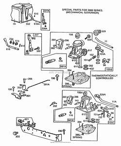 6 75 Briggs And Stratton Motor Diagram