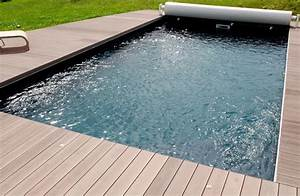 Bois Pour Terrasse Piscine : terrasse bois composite pour piscine ~ Edinachiropracticcenter.com Idées de Décoration