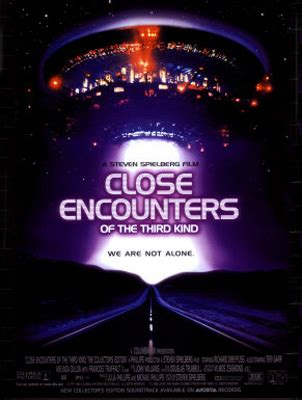 Close Encounters of the Third Kind ***** (1977 Richard