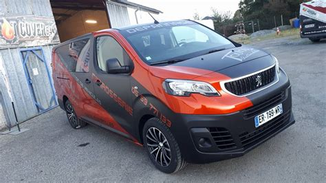 Peugeot Automobiles by Hotcover64 Peugeot Expert Toulou Automobiles Covering 64