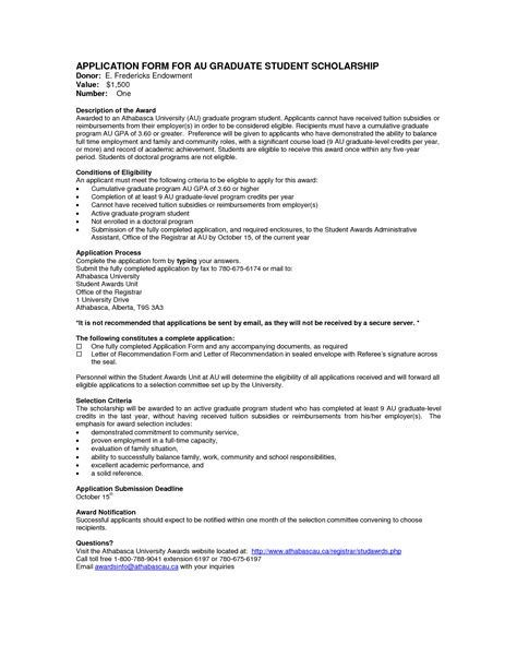 recommendation letters for graduate school free resumes tips