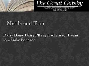 Myrtle Quotes a... Myrtle Wilson Memorable Quotes