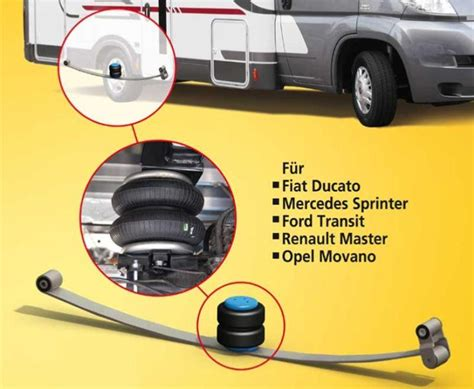 kit suspension pneumatique vb complet fiat ducato x250 dps