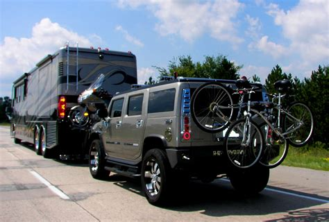 Tow Boat Us Hton Roads by Historymike Rv Towing A Hummer