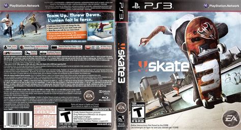 Image Gallery Skate 3 Cover