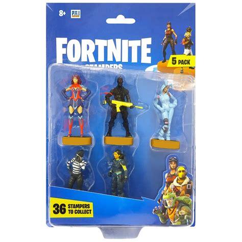 fortnite stampers pk toys games bm