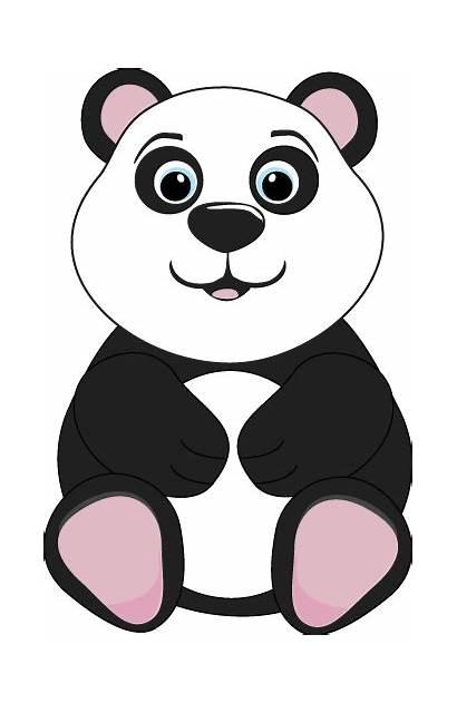 Panda Clipart Bear Clipground