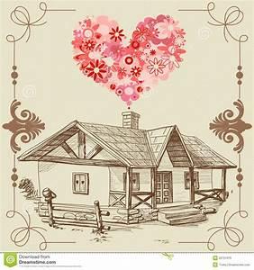 Casa Amore De : casa do amor imagem de stock royalty free imagem 22751976 ~ Markanthonyermac.com Haus und Dekorationen